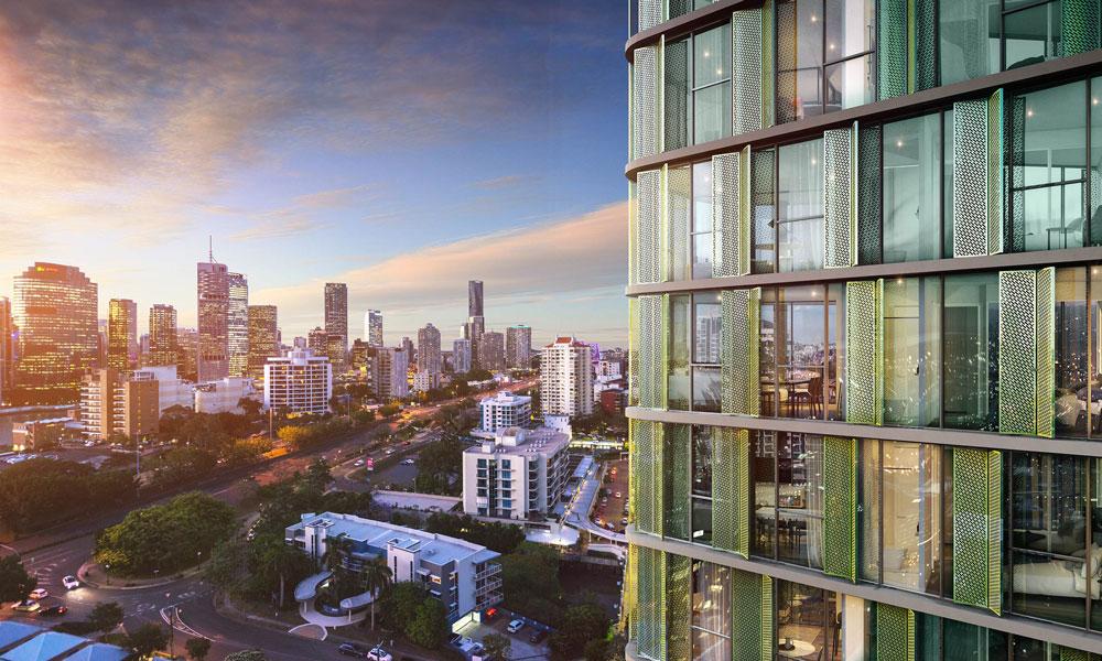 Construction of Lotus Tower progressing well : R&F Property Australia